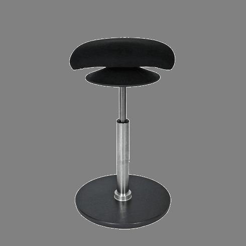 Stå op stolen model 15 bruges som stå støtte stol. Ergoforma.