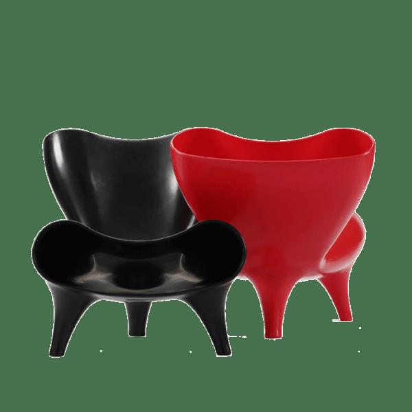 Orgone stol designet af Marc Newson