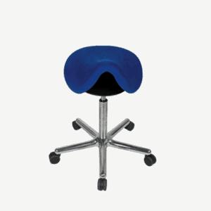Roll Rodeo sadelstol med balancetræning i sædet. Ergoforma.