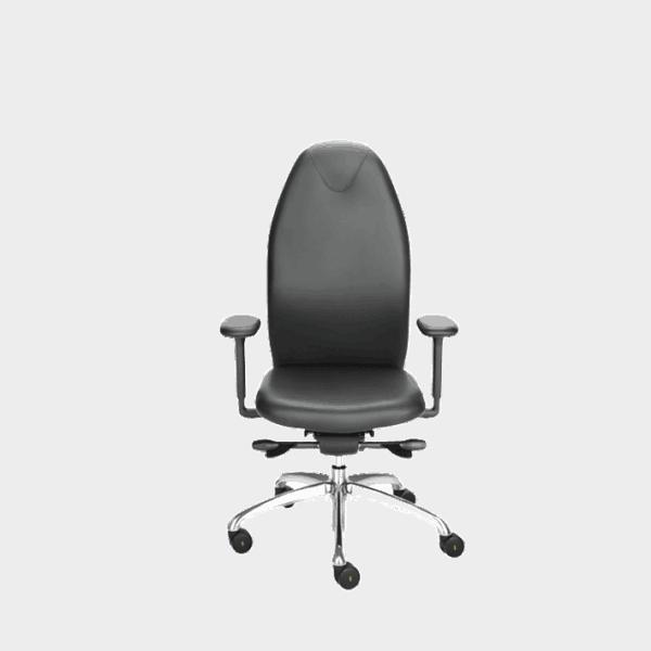 Tango- en ergonomisk kontorstol til ESD miljøer. Ergoforma.