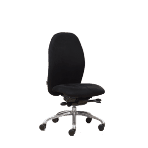 Tango kontorstol med lav ryg og høj komfort og ergonomi. Ergoforma.