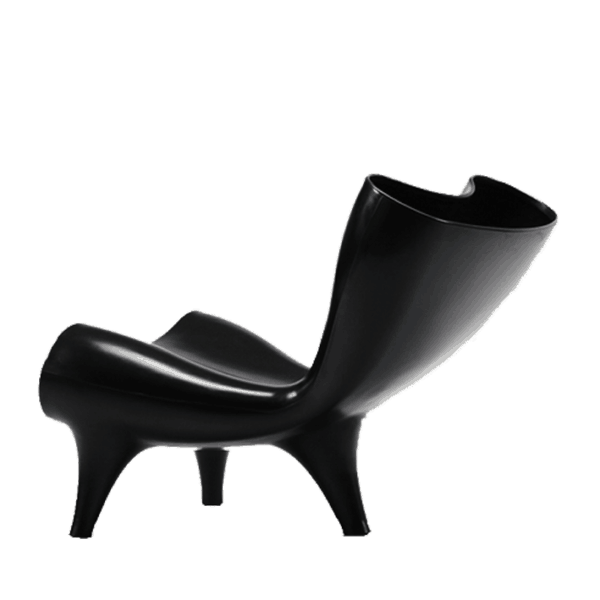 Orgone stol til inde og ude. Ergoforma.