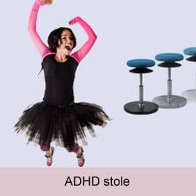 En ADHD stol kan hjælpe dit barn
