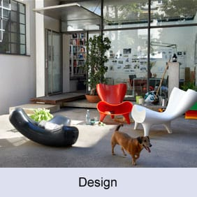 Flotte designmøbler til inde og ude