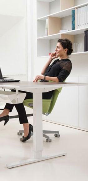 Lei stolen er en stol designet til kvinder